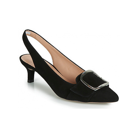 Unisa JALIS women's Court Shoes in Black