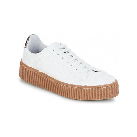 Le Temps des Cerises TALYS women's Shoes (Trainers) in White