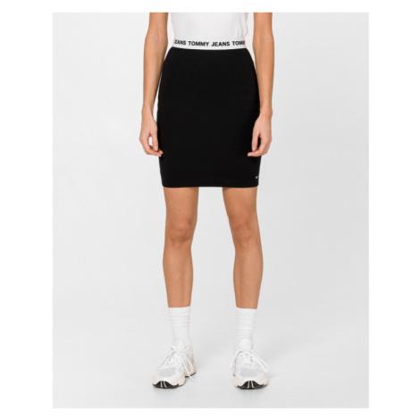 Tommy Jeans Skirt Black