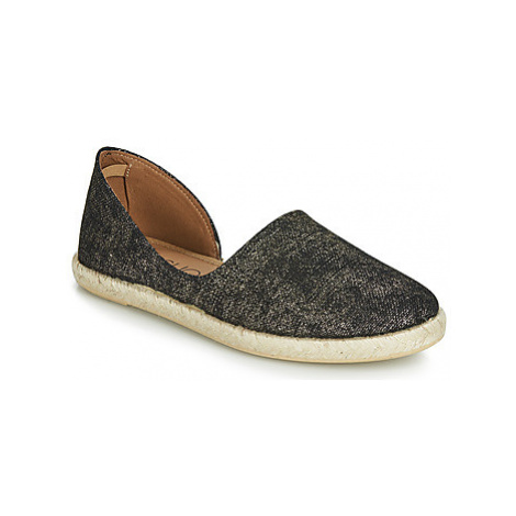 Casual Attitude JALAYIVE women's Espadrilles / Casual Shoes in Black