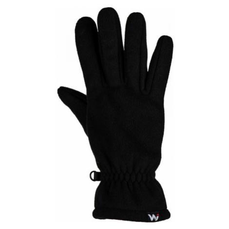 Willard KIEROS black - Unisex fleece gloves