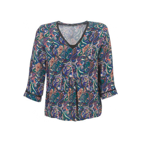 Vero Moda VMBECKY women's Blouse in Multicolour