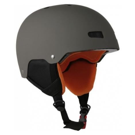 O'Neill KIDS grey - Kids' ski helmet