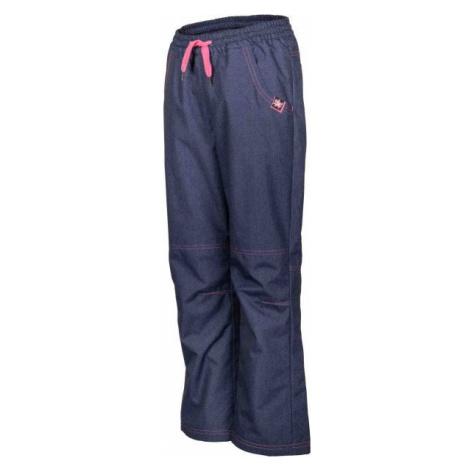 Lewro NINGO blue - Insulated kids' trousers