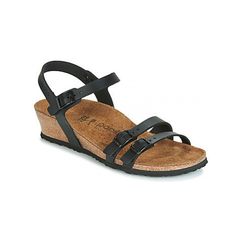 Papillio LANA women's Sandals in Black