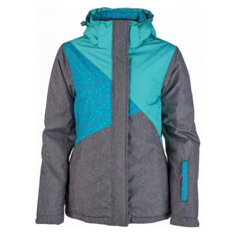 Willard DALILA grey - Women's snowboard jacket
