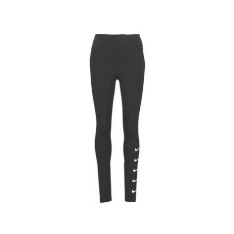 Nike W NK W NK SWOOSH RUN TGHT women's Tights in Black