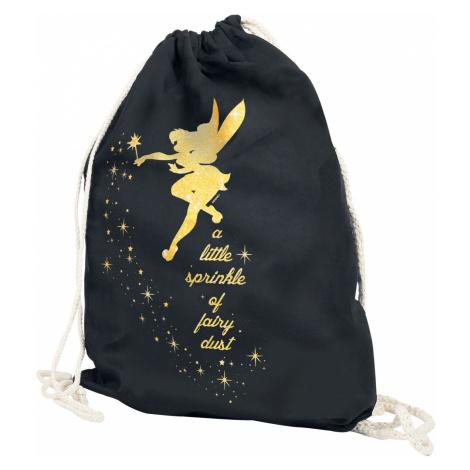 Peter Pan Tinker Bell - Fairy Dust Gym Bag black