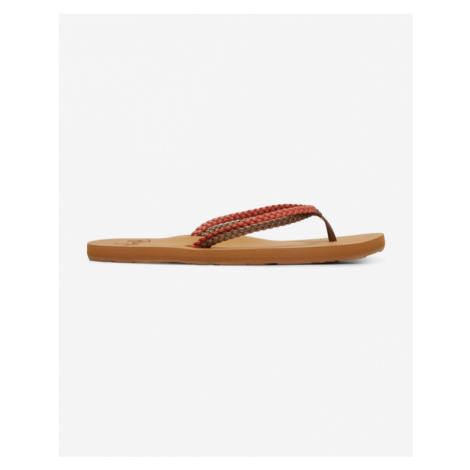 Roxy Costas Flip flops Brown