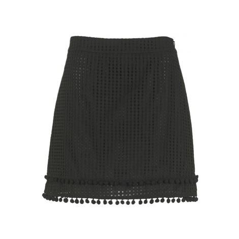 Love Moschino WGD4180 women's Skirt in Black