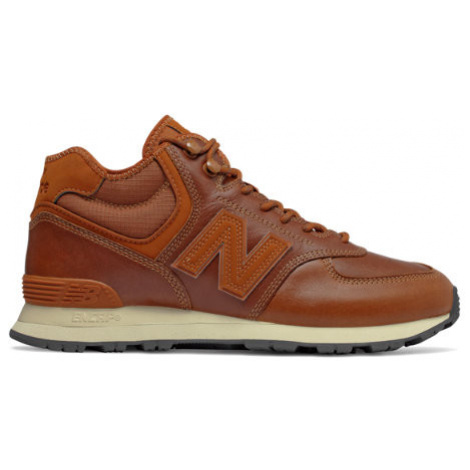 New Balance 574 Mid Shoes - Canyon