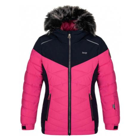 Loap OKIE - Children's ski jacket