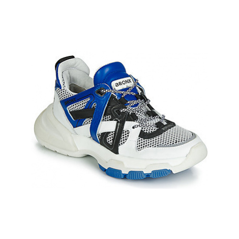 Bronx SEVENTY STREET women's Shoes (Trainers) in White