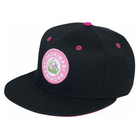 Overwatch - Pachimari - Snapback Cap - black-pink