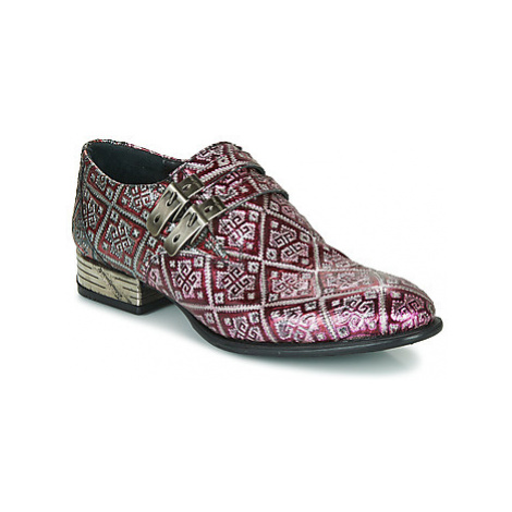 New Rock - men's Smart / Formal Shoes in Red