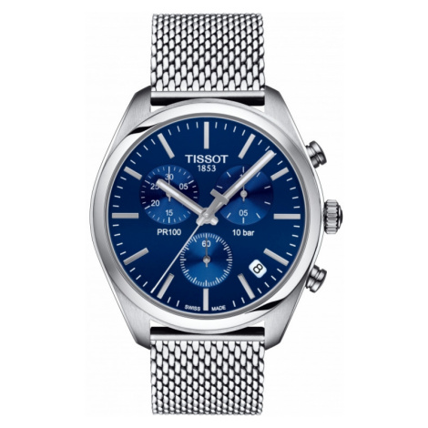 Gents Tissot Pr100 Watch T1014171104100