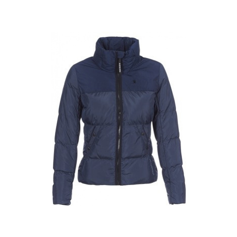 G-Star Raw WHISTLER QLT SLIM women's Jacket in Blue