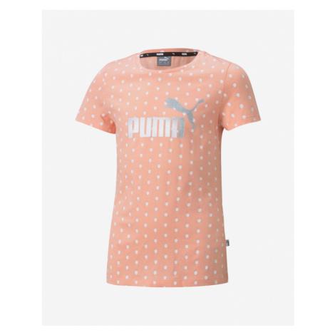 Puma Essentials Kids T-shirt Orange