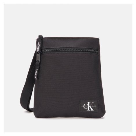 Calvin Klein Jeans Men's Micro Flat Cross Body Bag- Black