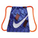 Nike KIDS PRINTED GYM SACK dark blue - Children's gymsack