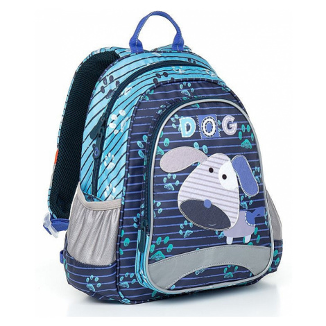 backpack Topgal CHI 836 - D/Blue