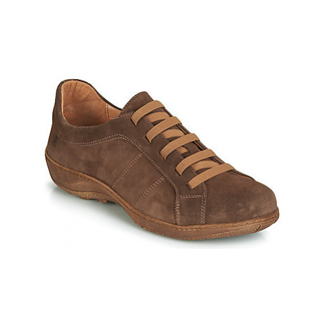 Casual Attitude JALIYAFE men's Casual Shoes in Brown