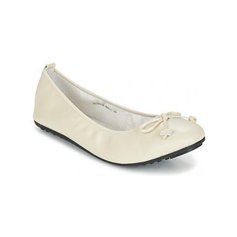 Mac Douglas ELIANE women's Shoes (Pumps / Ballerinas) in Beige