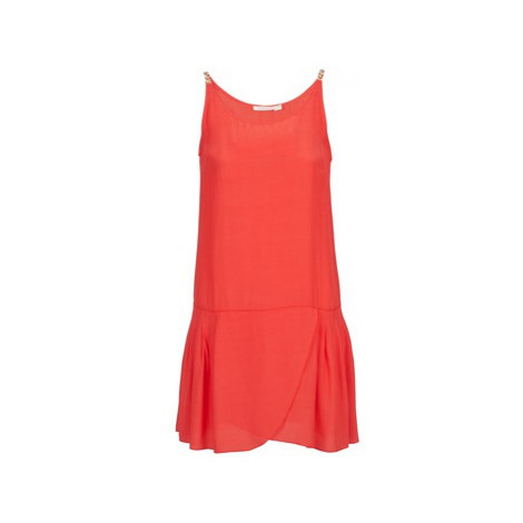 See U Soon CAROLYN women's Dress in Red