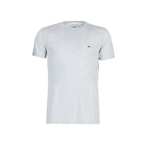 Lacoste TH6709 men's T shirt in Grey