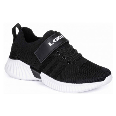 Loap ALERA black - Kids' walking shoes