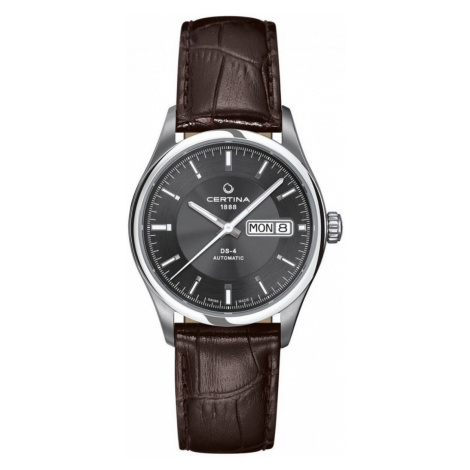 Certina Watch DS-4 Day Date Automatic