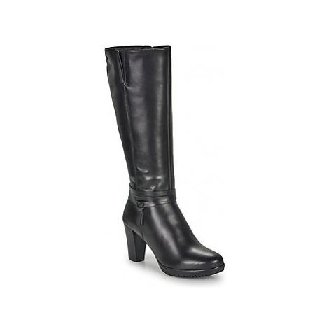 Tamaris PABLA women's High Boots in Black