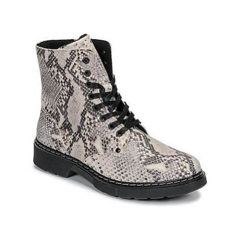 Bullboxer AHC501E6LEOF-WHKB girls's Children's Mid Boots in Grey