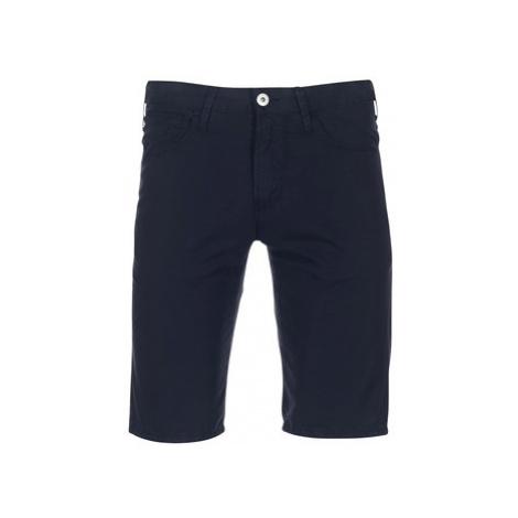 Emporio Armani BEWITE men's Shorts in Blue
