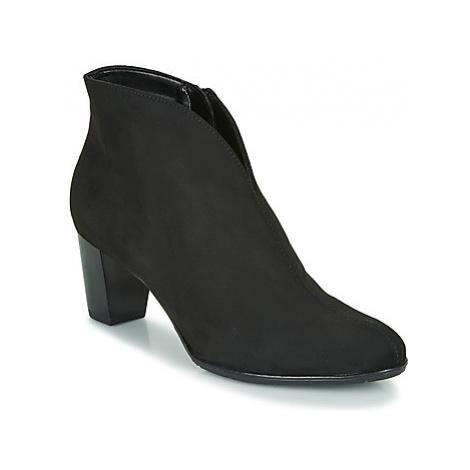 Ara 43408-51 women's Low Ankle Boots in Black