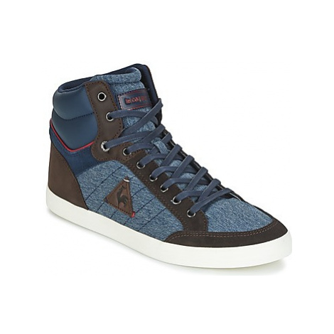 Le Coq Sportif PORTALET MID CRAFT 2 TONES men's Shoes (High-top Trainers) in Blue
