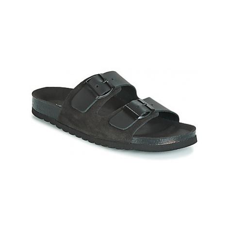 Vero Moda CARLA LEATHER women's Sandals in Black