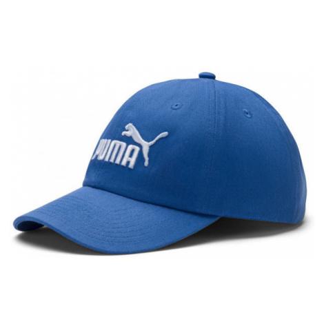 Puma ESS CAP JNR blue - Boys' baseball cap