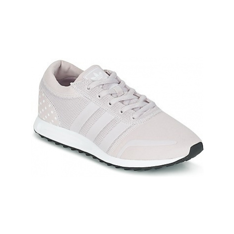 Adidas LOS ANGELES W women's Shoes (Trainers) in Beige