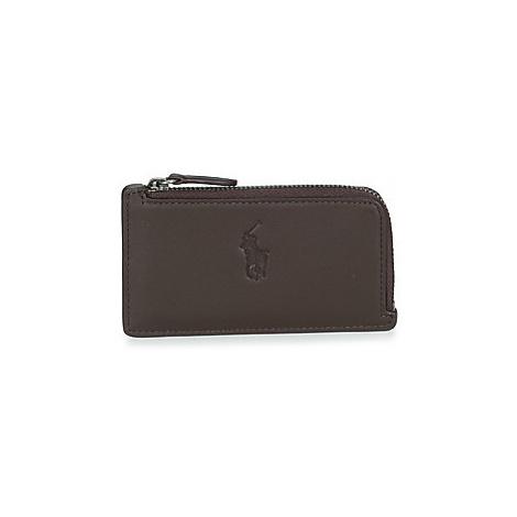 Polo Ralph Lauren BILLF WCOIN men's Purse wallet in Brown