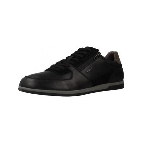 Geox ME U RENAN men's Shoes (Trainers) in Black