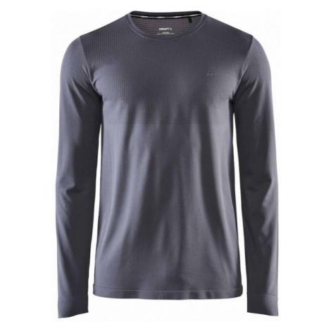 Craft FUSEKNIT LIGHT LS grey - Men's functional top