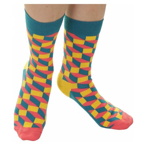 socks Happy Socks Filled Optic - FIO01-2000