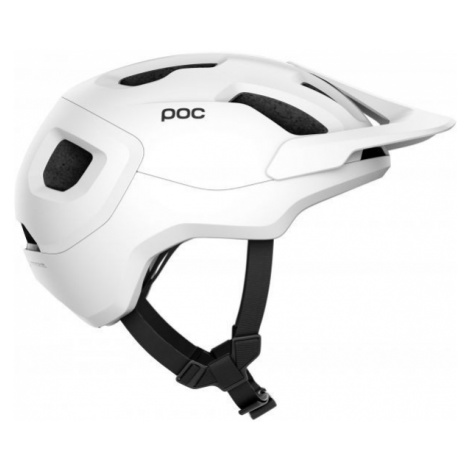 POC AXION SPIN white - Cycling helmet