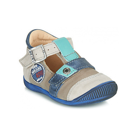 GBB STANISLAS boys's Children's Sandals in Blue
