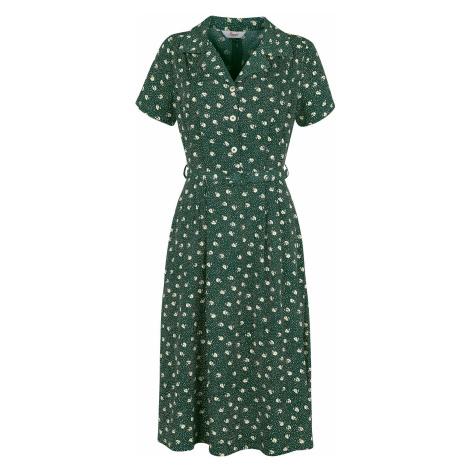 Banned Retro Lady Pearl Dress Medium-length dress green
