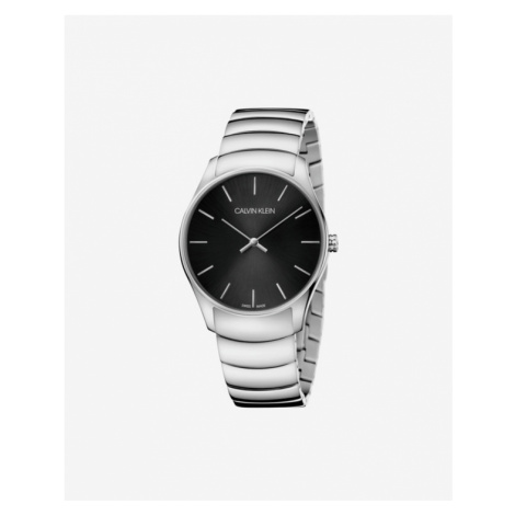 Calvin Klein Classic Too Watches Silver