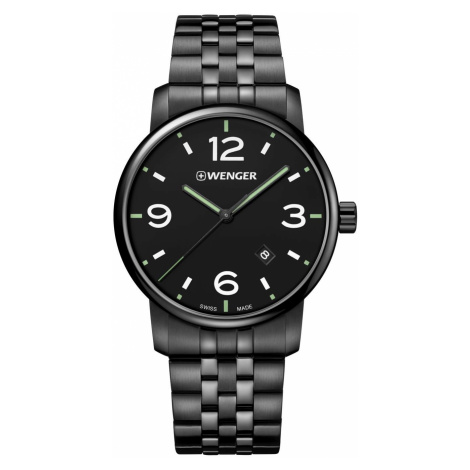 Wenger Watch Urban Metropolitan Mens