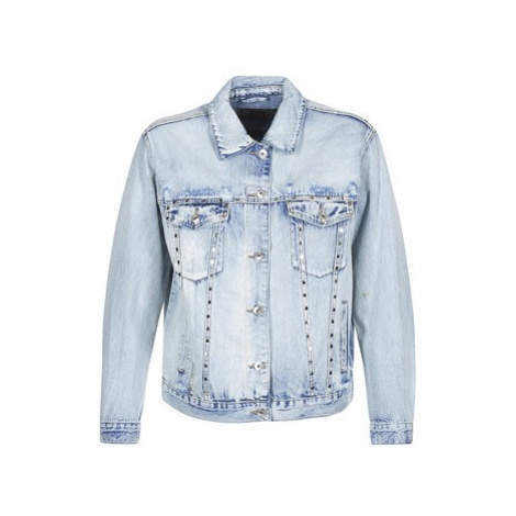 Only CAROLINE women's Denim jacket in Blue