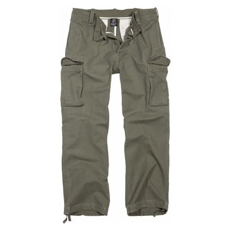 Brandit - Heavy Weight Trouser - Pants - olive